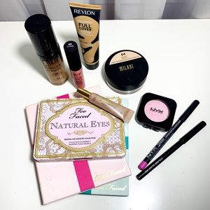 Too Faced & NYX
